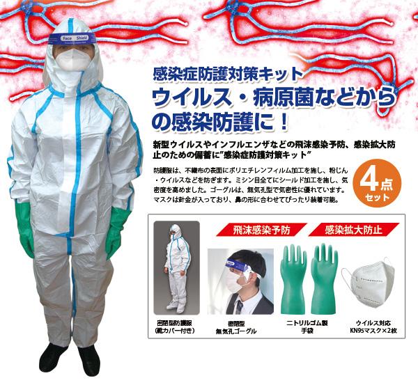 感染症防護対策キット